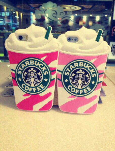 Adorable Starbucks iPhone Cases