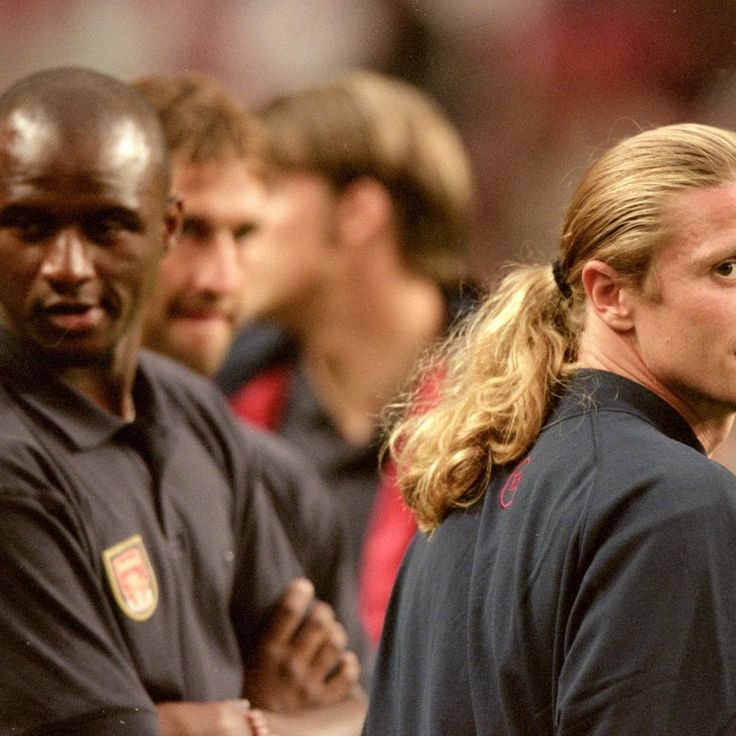Ranking All of Patrick Vieira's Central-Midfield Partners at Arsenal