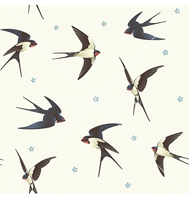 flock of bird silhouette - Google Search