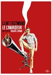 """""""Le canardeur"""" de Michael #Cimino - Thunderbolt and Lightfoot, le titre original est bien plus intéressant pour plusieurs raisons. Tout d'abord il met en avant les deux personnages principaux interprétés par Clint #Eastwood et Jeff Bridges. Ensuite, il souligne la complicité des deux hommes dans ce film de malfrats. C'est le premier film de Michael Cimino et sa patte est déjà inimitable. A voir enfin dans de bonnes conditions !"""