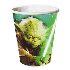 Star Wars 9 oz. cup (8/pkg)