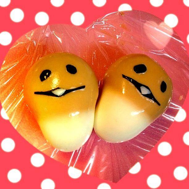 Nameko boiled egg