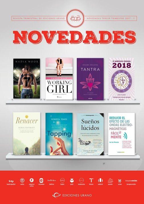 Revista Novedades 3er trimestre 2017
