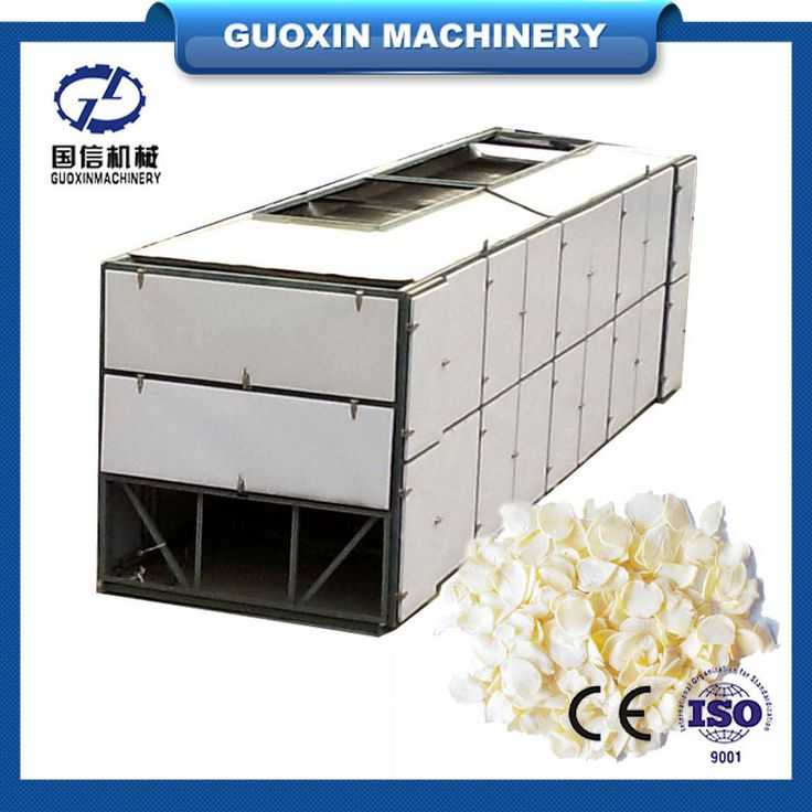 Stable Working Continuous Automatic Garlic Dehydration Machine