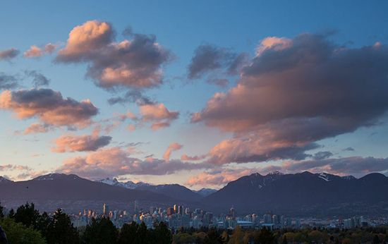 10 Places to take in Vancouver's best views