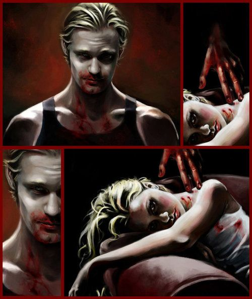 Image result for True Blood art