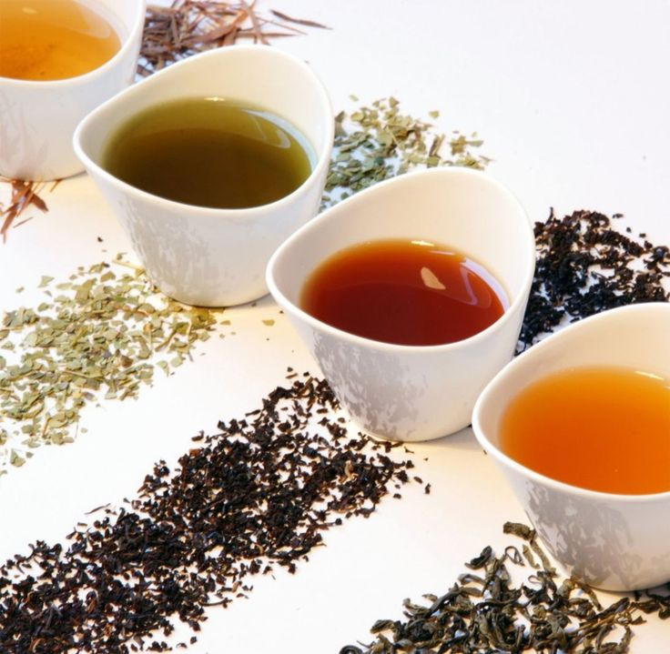 Here is how to choose the best tea according to your blood type
