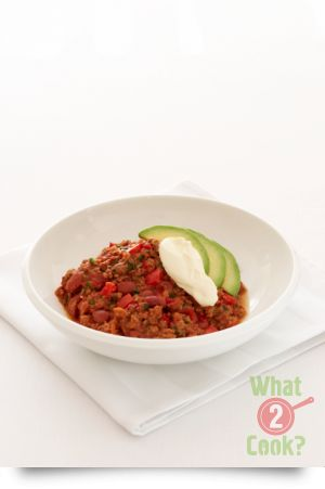 Chilli Con Carne with Garlic, Coriander & Chilli
