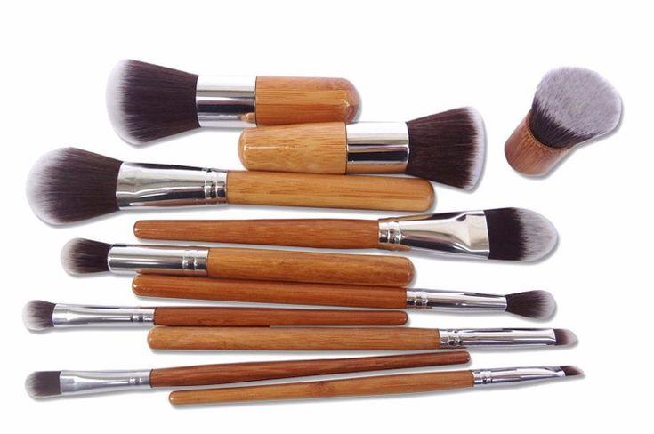 2015 11 шт. важно комплект pinceis maquiagen профессиональный деревянной ручкой макияж кисти комплект, Тени для век составляют maquillaje, принадлежащий категории Кисти и инструменты для макияжа и относящийся к Health & Beauty на сайте AliExpress.com | Alibaba Group