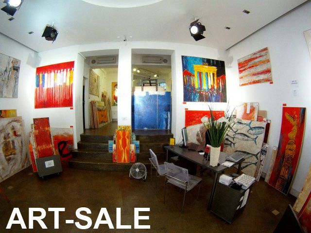 Gemlde Aus Der Galerie Berlin Echte Junge Kunst Kaufen