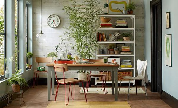 20 No Nonsense Industrial Dining Room Designs