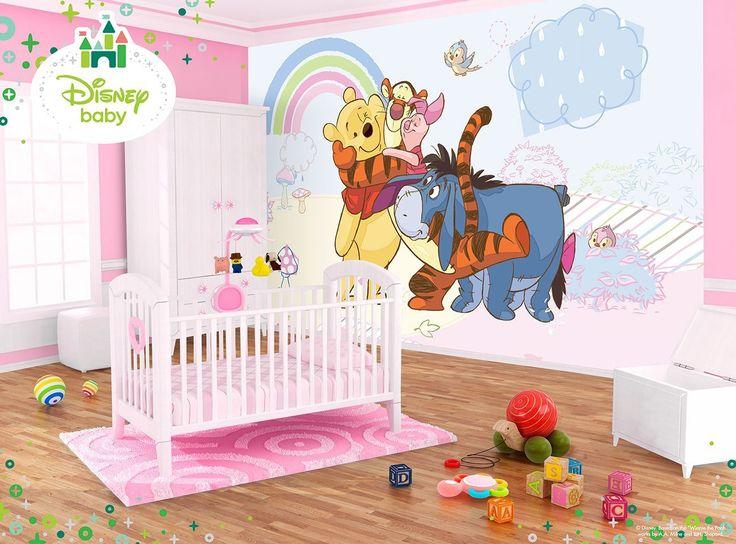 Fototapeten Kinderzimmer   89 Besten Winnie Pooh Kinderzimmer Bilder Auf Pinterest