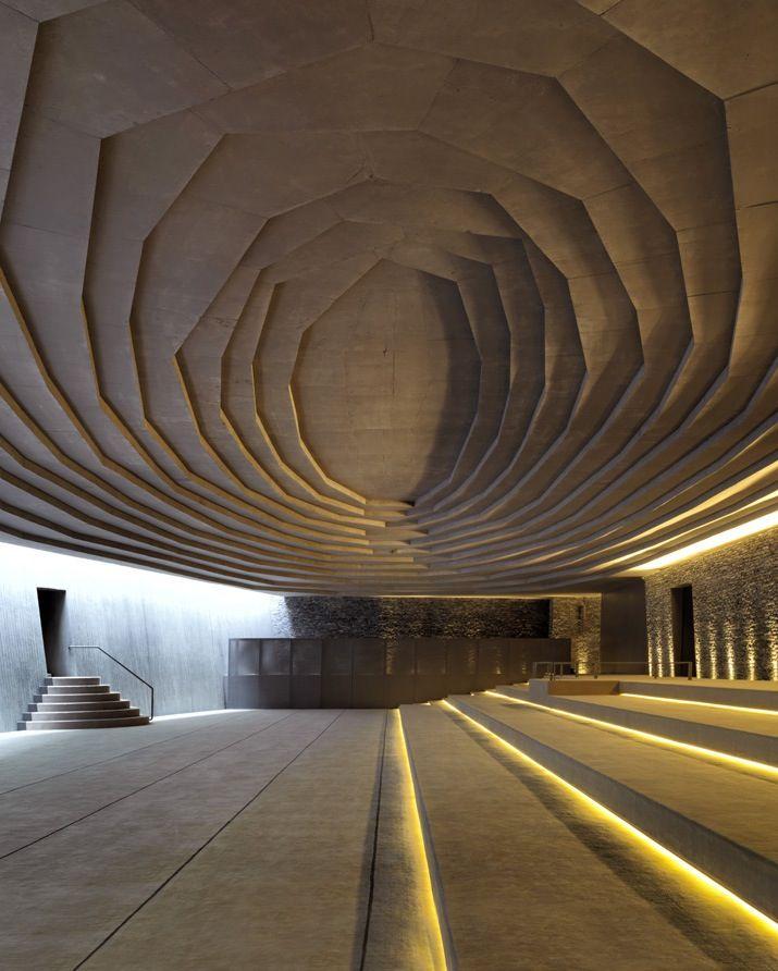 Emre Arolat Architects -  Sancaklar Mosque  Istanbul