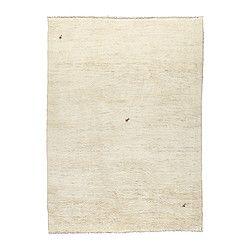 IKEA - PERSISK GABBEH, Teppe, lang lugg, Persiske knuter og ull av svært god kvalitet gjør teppet meget sterkt.