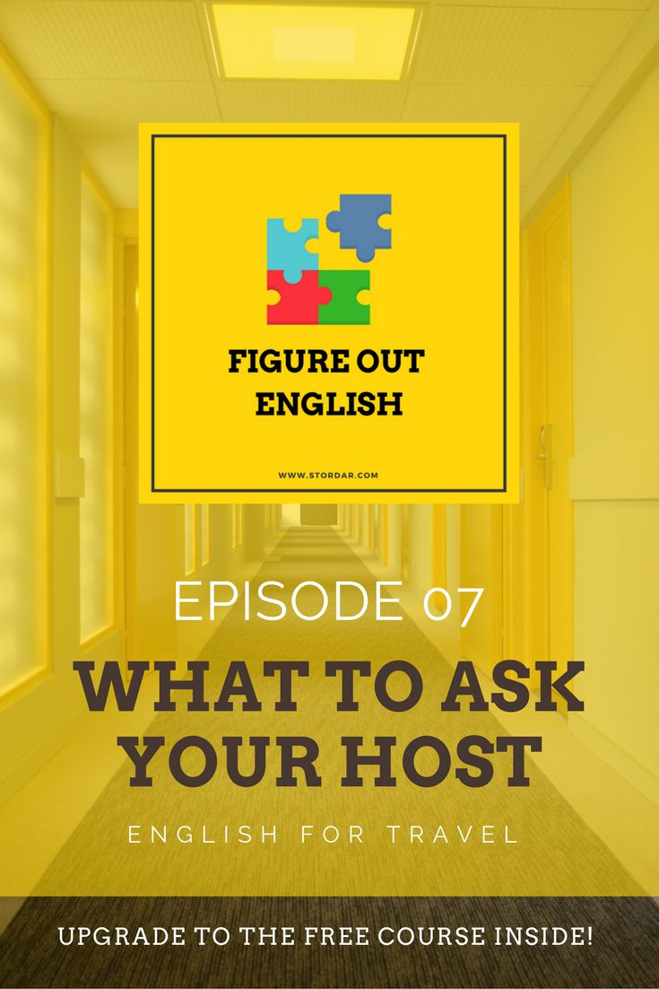 Check out the latest episode of 'Figure Out English' podcast for speaking and vocabulary tips for English learners via @smartenglishlearning