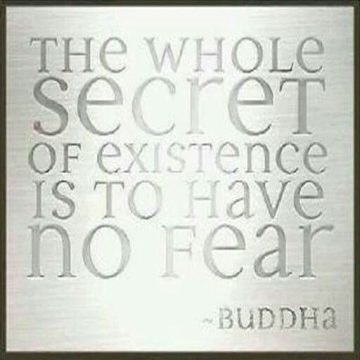 Famous Quotes About Fear: 17 Best Ideas About Buddha Quote On Pinterest