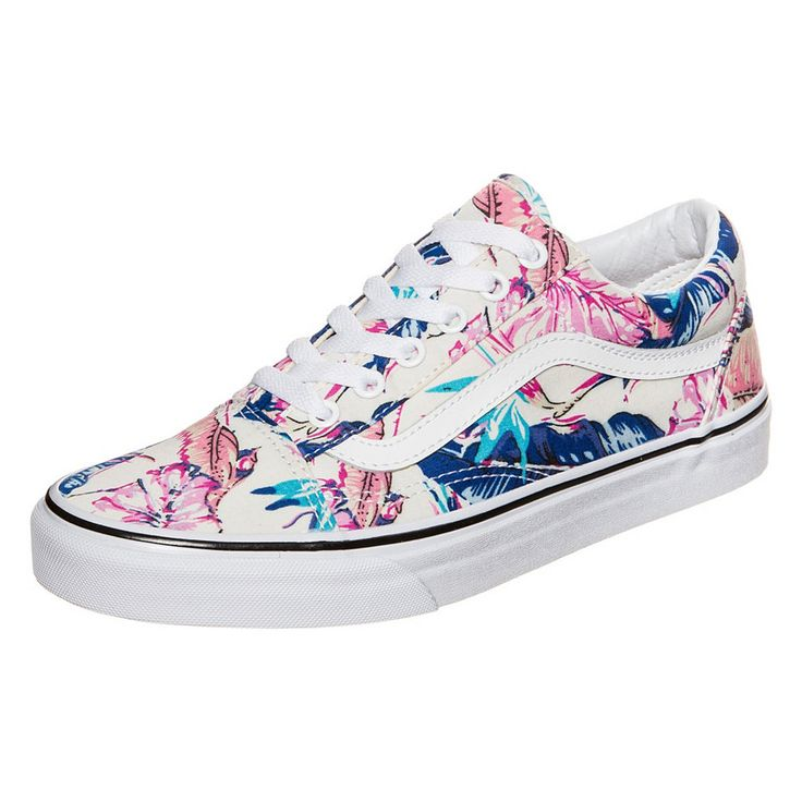 VANS Old Skool Tropical Sneaker Damen
