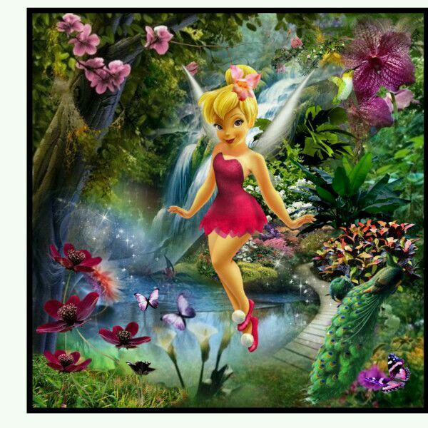 139 best TINKERBELL images on Pinterest Craft Cutting