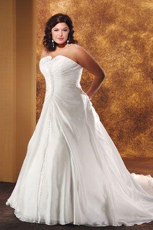 wedding dress size 22