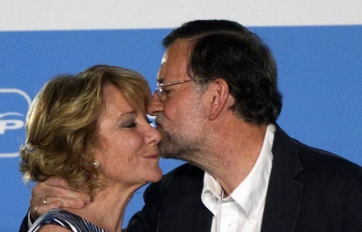 repasamso la trayectoria de Esperanza Aguirre en imágenes: www.rtve.es/f/101296  Y toda la información de su dimisión en www.rtve.es/n/563754