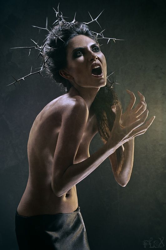 Thorns by *FlexDreams, Photography / Horror & Macabre