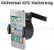 Universal KFZ Autohalterung für iPhone Galaxy alle Smartphones
