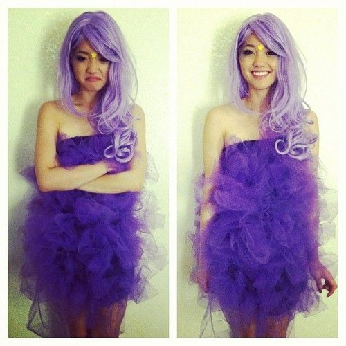 Lumpy Space Princess Adventure Time costume