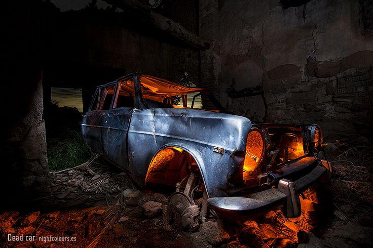 Fotografía Nocturna de Larga Exposición: Tipos de Luz