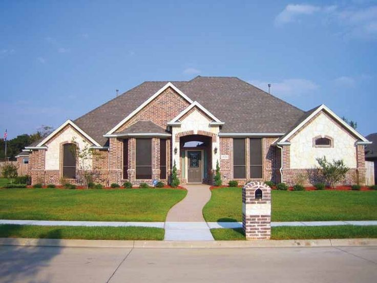 Dream House Plans On Pinterest House Plans Home Design And Southern