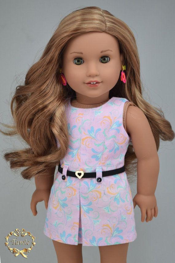 American Girl Doll Basic Knit Dress Pattern And Tutorial: 25+ Best Ideas About Doll Clothes On Pinterest