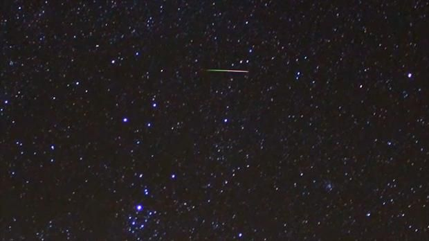The annual Perseid meteor shower peaked early on Friday, producing some stunning…