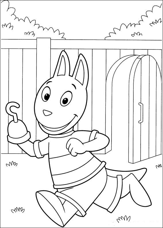8 best Backyardigans images on Pinterest | Barn, Birthday parties ...