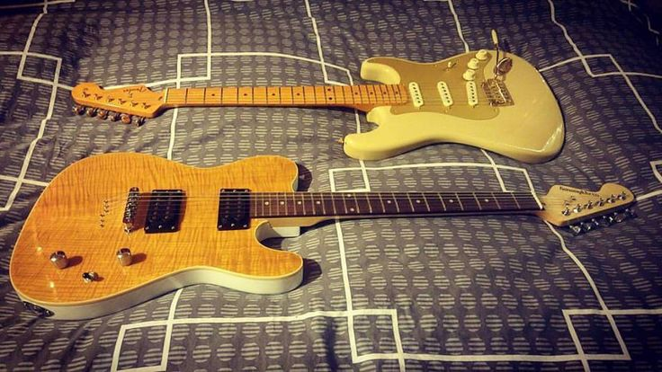 Hot mature blonde and young playful redhead are laying together in the bed. Hope Instagram admins won't block us for such candid photos. Today's dose of guitarporn brought to you by our endorser Matt Medwin from Canada @afterimage.technique. That Fender and Kononykheen looking good together, seems they like each other  #guitar #guitarporn #electricguitar #guitarcanada #canadaguitarist #guitarphotography #guitarphoto #kononykheenguitar #kononykheen
