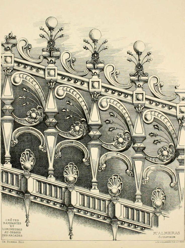 Detail of the Palais de l'Electricité on the Champ de Mars during the 1900 Exposition Universelle, Pari