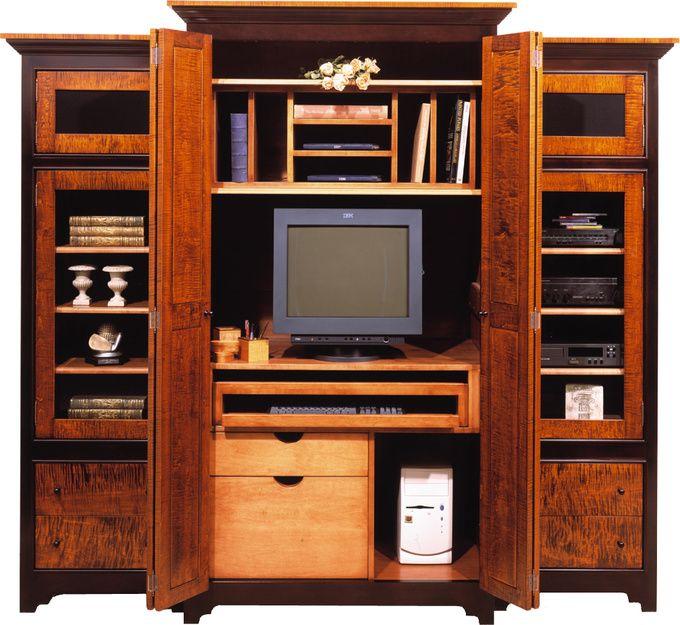 Шейкер Офис Большой шкаф | Abacus Мебель