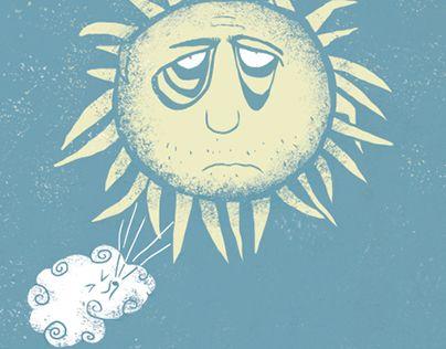 "Check out new work on my @Behance portfolio: ""Mr. Sun""…"