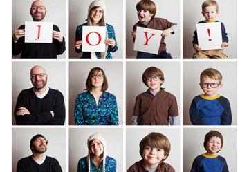 Family Christmas Card Ideas