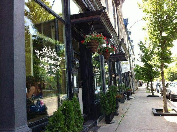 Griffintown Cafe - great brunch!