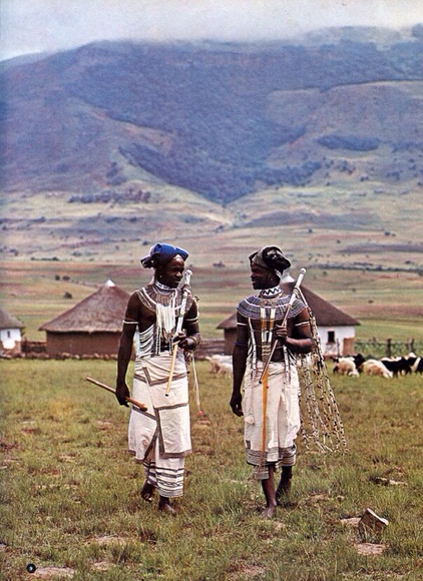 Ii-ntsizwa. Xhosa men - South Africa  We <3 Africa :) Come and Volunteer with us!