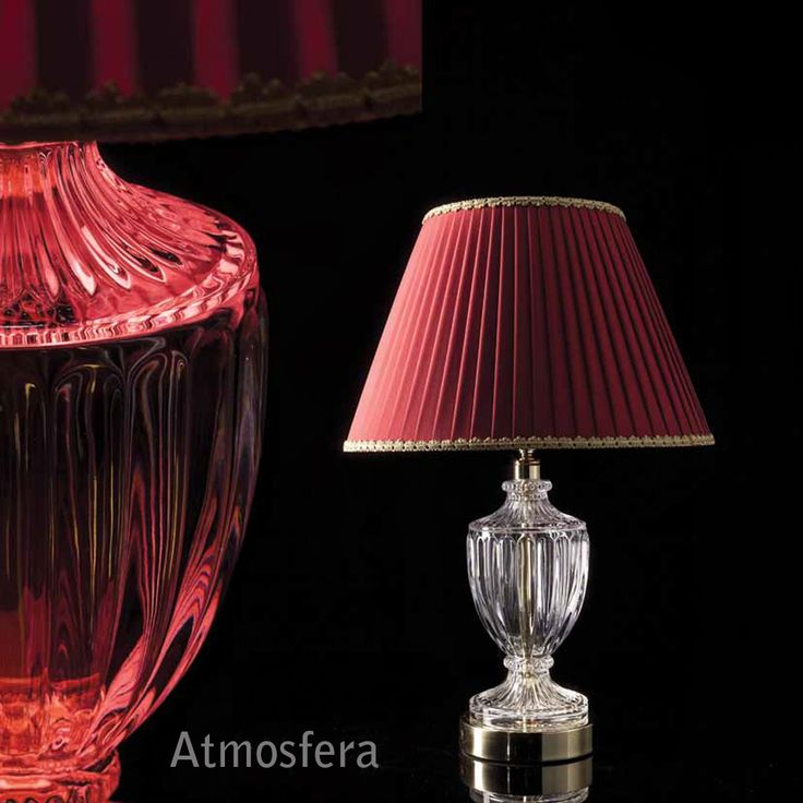 Atmosfera Classic Table Lamp - #zonca #zoncalighting