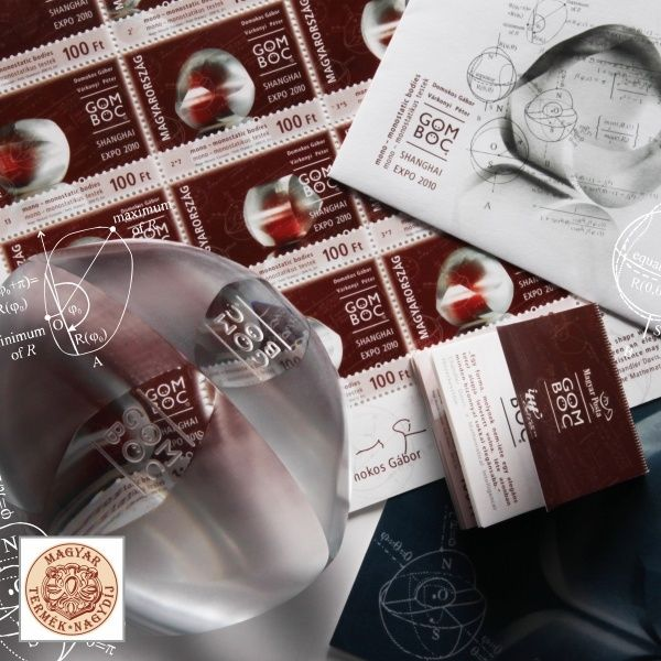 Check our special Gömböc products in our webshop! http://gomboc-shop.com/