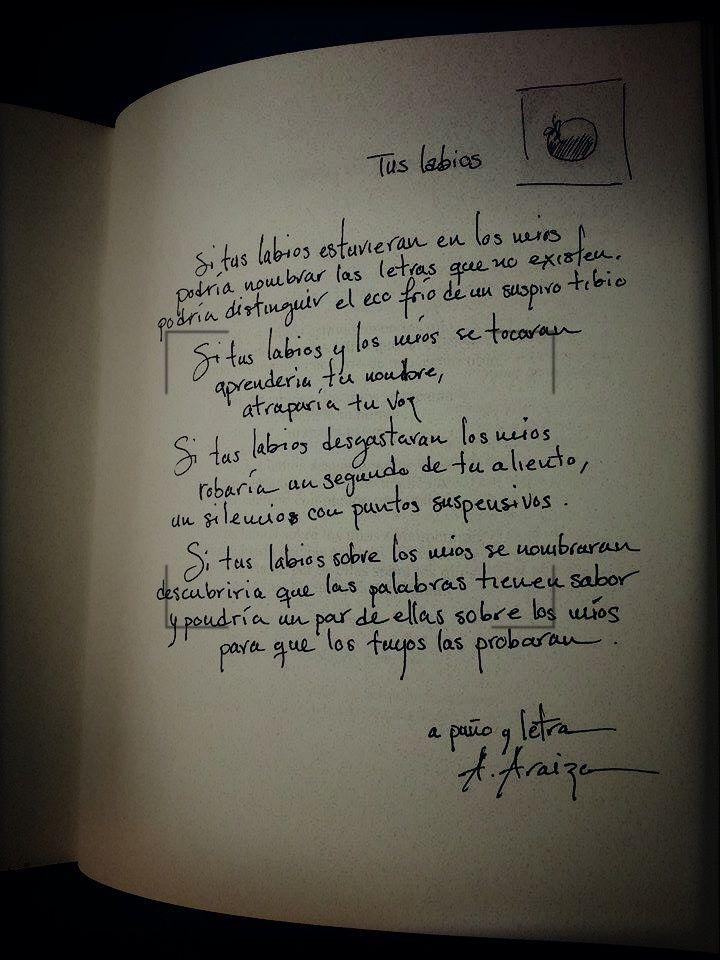 VEINTE POEMAS PARA LA UNA J. Antonio Araiza Figueroa.