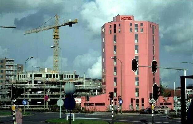 Roze hotel