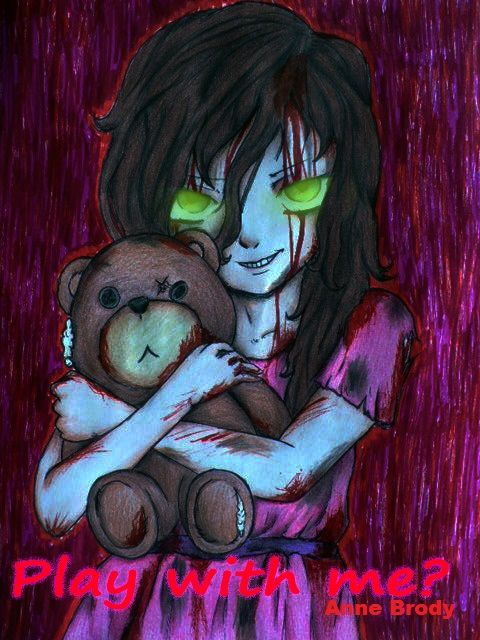 Creepypasta Ben X Sally