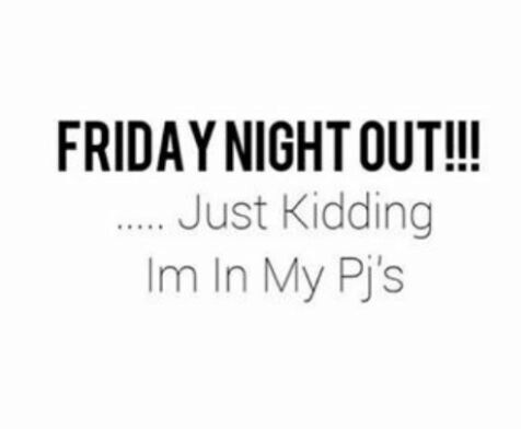 friday night quotes funny