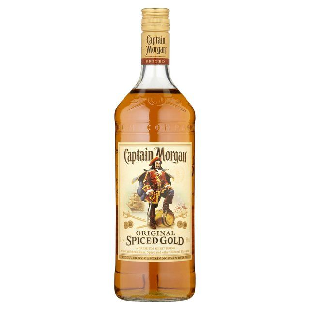 Morrisons:                                  Captain Morgan's Spiced Rum 1L(Product Information)