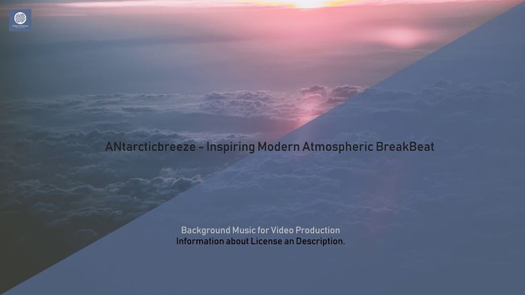 Inspiring Modern Atmospheric BreakBeat - Background Music for Video Production #youtube #audiojungle #music #musiclibrary #royaltyfreemusic #stockmusic  Music for #TV/Radio #Broadcast, #Advertising, Film, #YouTube by #ANtarcticbreeze  https://www.youtube.com/watch?v=FRUPQFFiNU8&t=92s