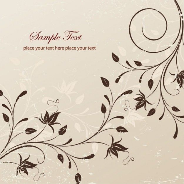 38 best vinilos images on Pinterest Vinyls, Free vector art and - fresh wedding invitation vector templates free download