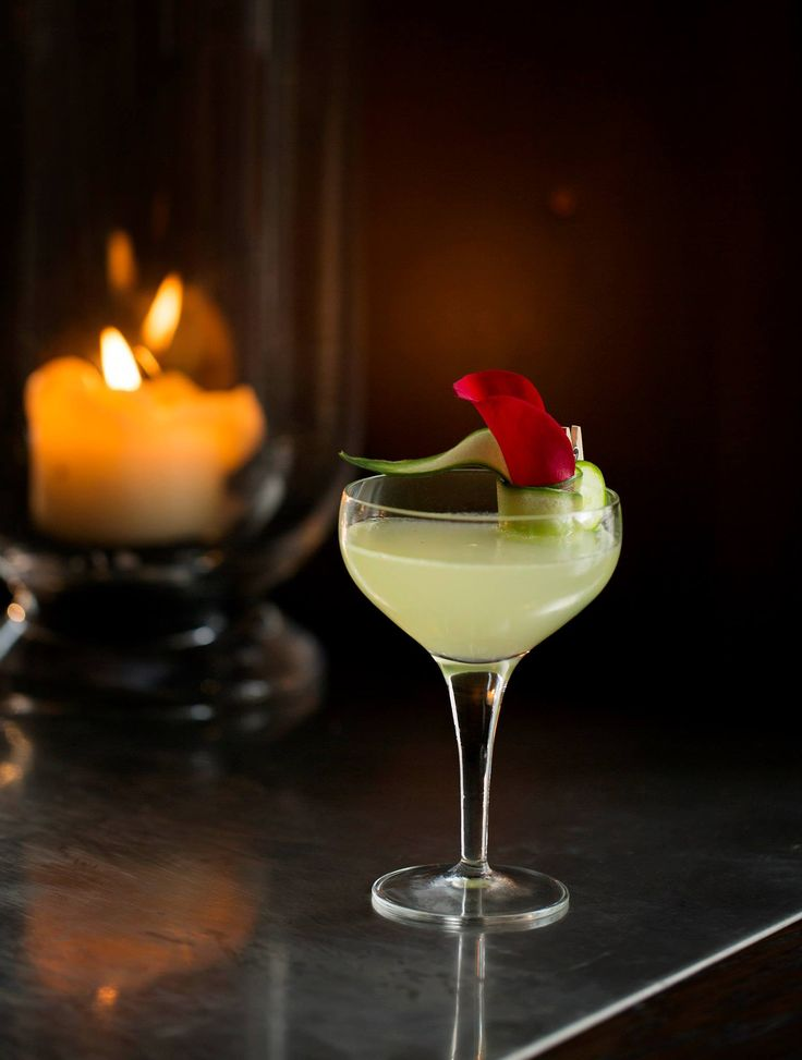 Enjoy the Lady Regent cocktail at Heddon Street Kitchen for something special this #ValentinesDay.