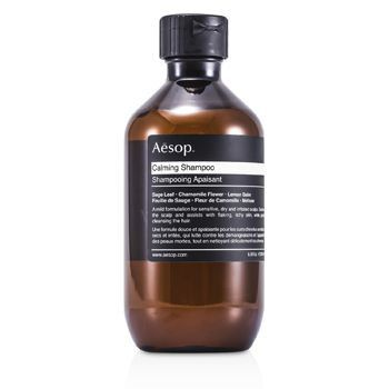 Calming Shampoo (for Dry Itchy Flaky Scalps)